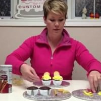 (VIDEO) How To Make High-Heel Cupcakes