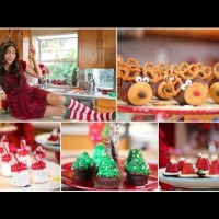 [VIDEO] Super Easy And Delicious Holiday Treats