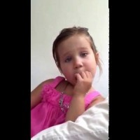 [VIDEO] Little Girl Explains Why She Is NOT A Princess!
